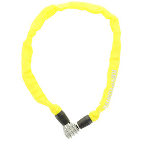 Kryptonite Keeper 465 Combo Chain Lock yellow